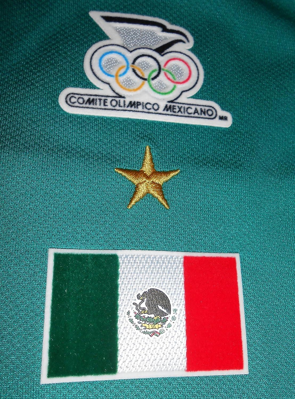 cff1315774e91 México Atletica Juegos Olímpicos 2012 Camiseta oficial edición de  coleccionista  Amazon.com.mx  Deportes y Aire Libre