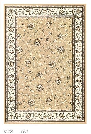 Beluchi Viskose Baumwolle Seide Teppiche Rot Beige