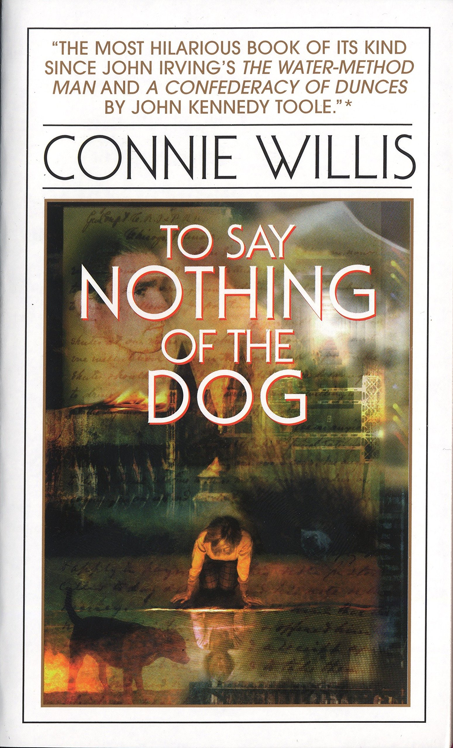 Amazon.com: To Say Nothing of the Dog (9780553575385): Willis ...