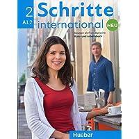 Schritte international. Neu. Deutsch als Fremdsprache. Kursbuch-Arbeitsbuch. Per le Scuole superiori. Con CD Audio. Con espansione online: 2