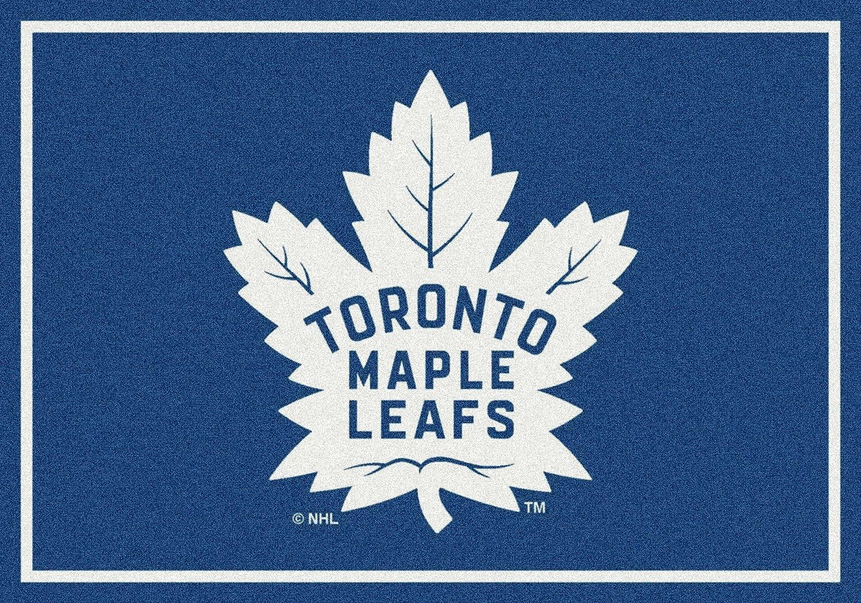 Toronto Maple Leafs Milliken NHL Team Spirit Area Rug