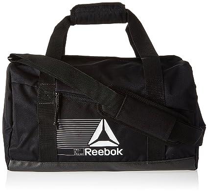niño zapatillas estilos frescos Reebok Essentials Maleta Deportiva Tipo Duffel Color Negro ...