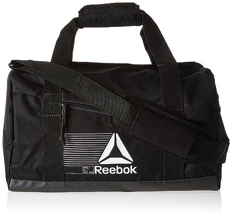 f458b513364 Amazon.com: Reebok Active Foundation Small Grip Holdall - Black: Sports &  Outdoors