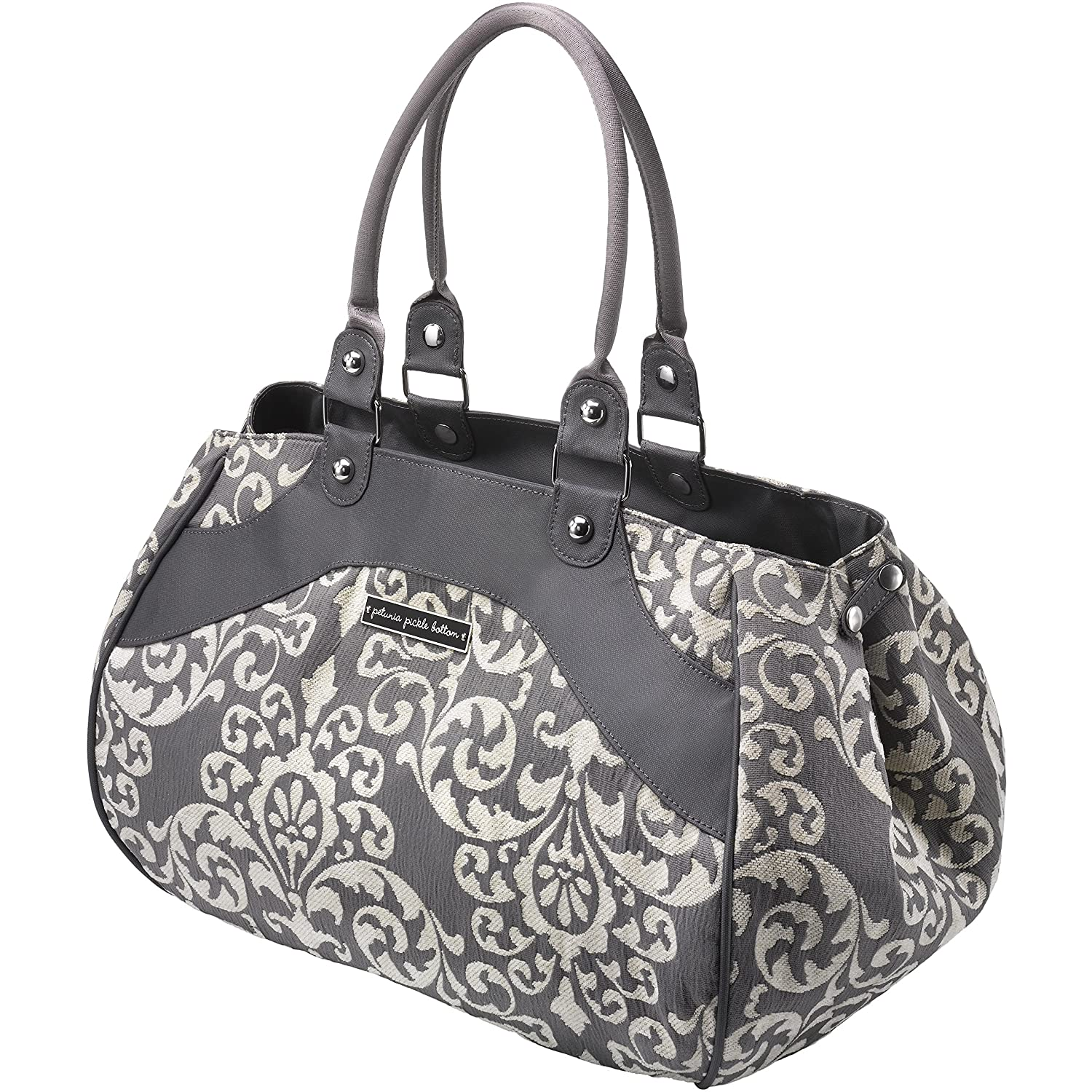 Petunia Pickle Bottom Wistful Weekender Diaper Bag in Earl Grey by Petunia Pickle Bottom B00L9DVVYG