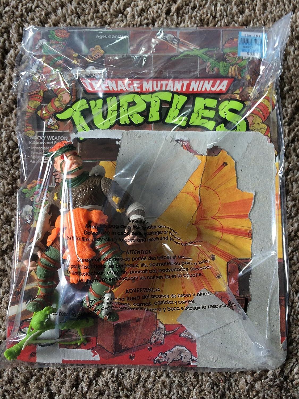 Amazon.com: Teenage Mutant Ninja Turtles Rat King Maniac 4 ...