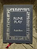 Rune Play: A Seasonal Record Book With Twelve New Techniques for Rune Casting