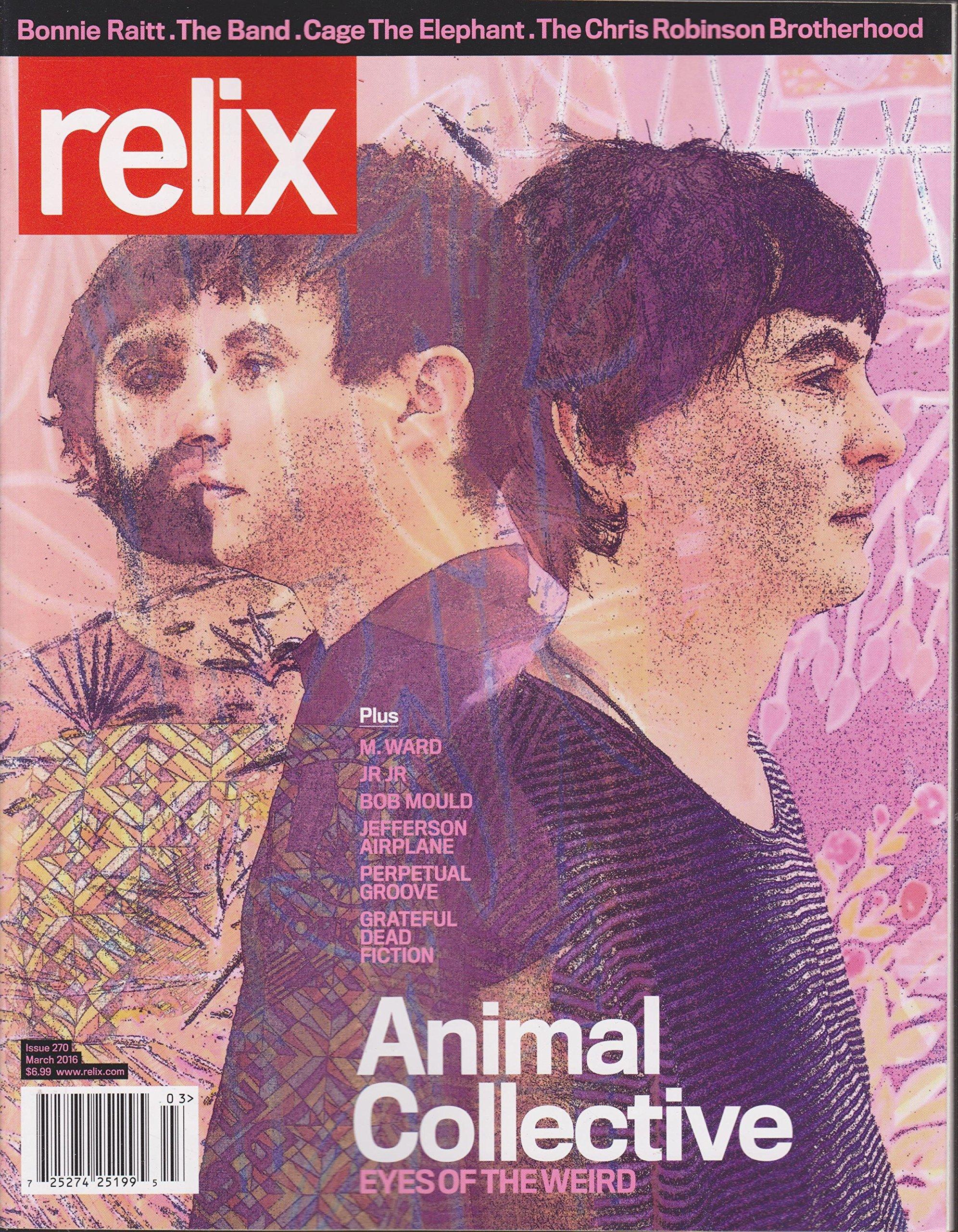 relix magazine no 270 march 2016 animal collective