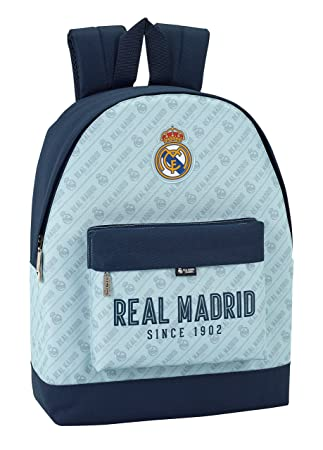 Safta Mochila Real Madrid Corporativa Oficial Mochila juvenil 325x150x430mm: Amazon.es: Equipaje