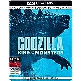 Godzilla: King of the Monsters (Steelbook) (4K UHD + Blu-ray 3D + Blu-ray) (3-Disc)