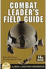 Combat Leader's Field Guide Paperback