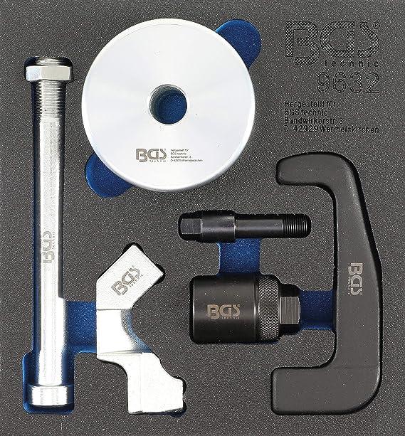Bgs 9632 Werkstattwageneinlage 1 6 Injektoren Auszieher Für Bosch Cdi Injektoren 6 Tlg Baumarkt