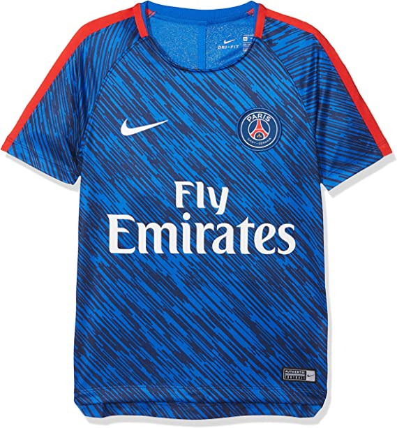 Nike Paris Saint Germain Dri fit Squad Camiseta de fútbol