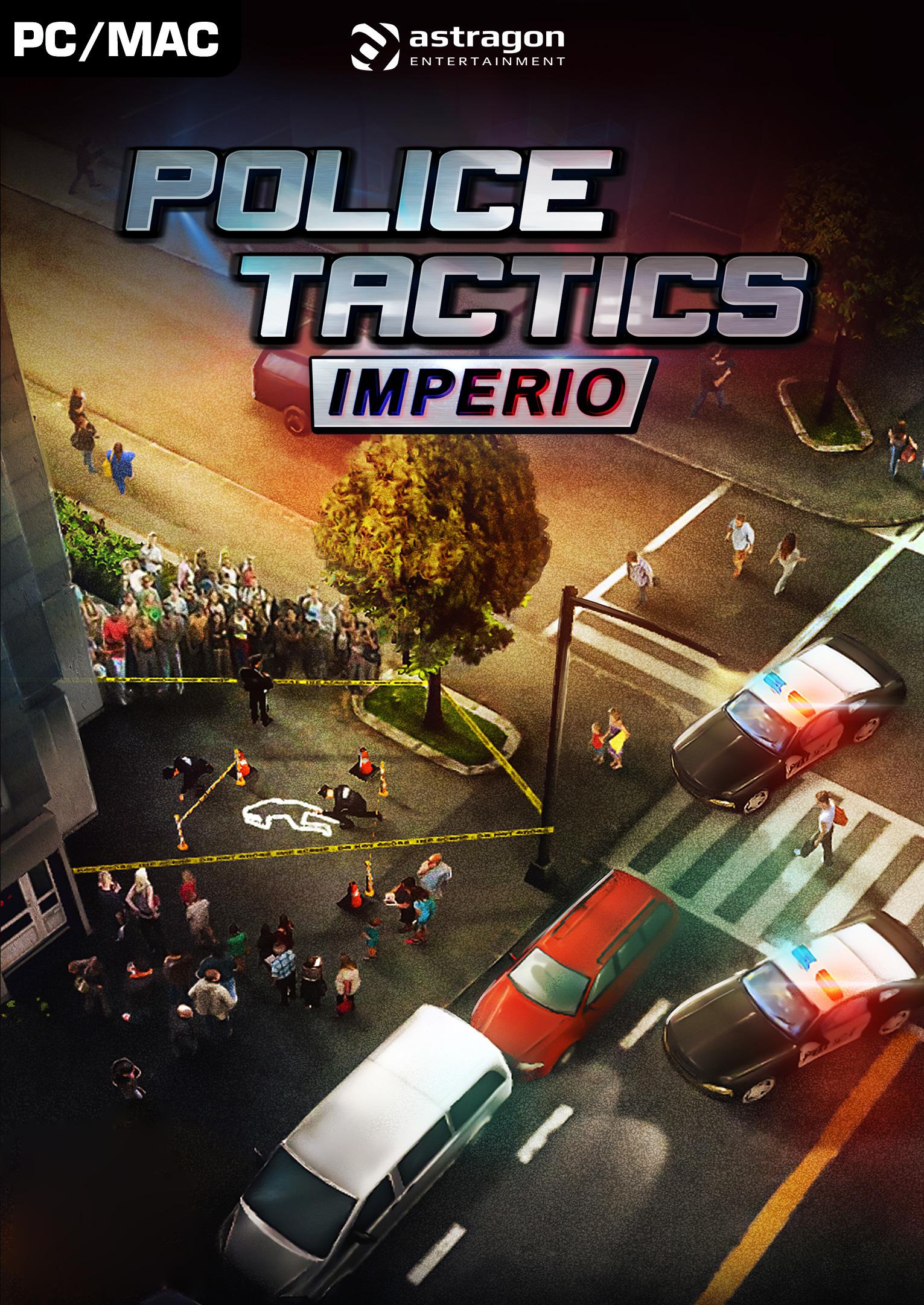 (POLICE TACTICS: IMPERIO [Online Game Code])