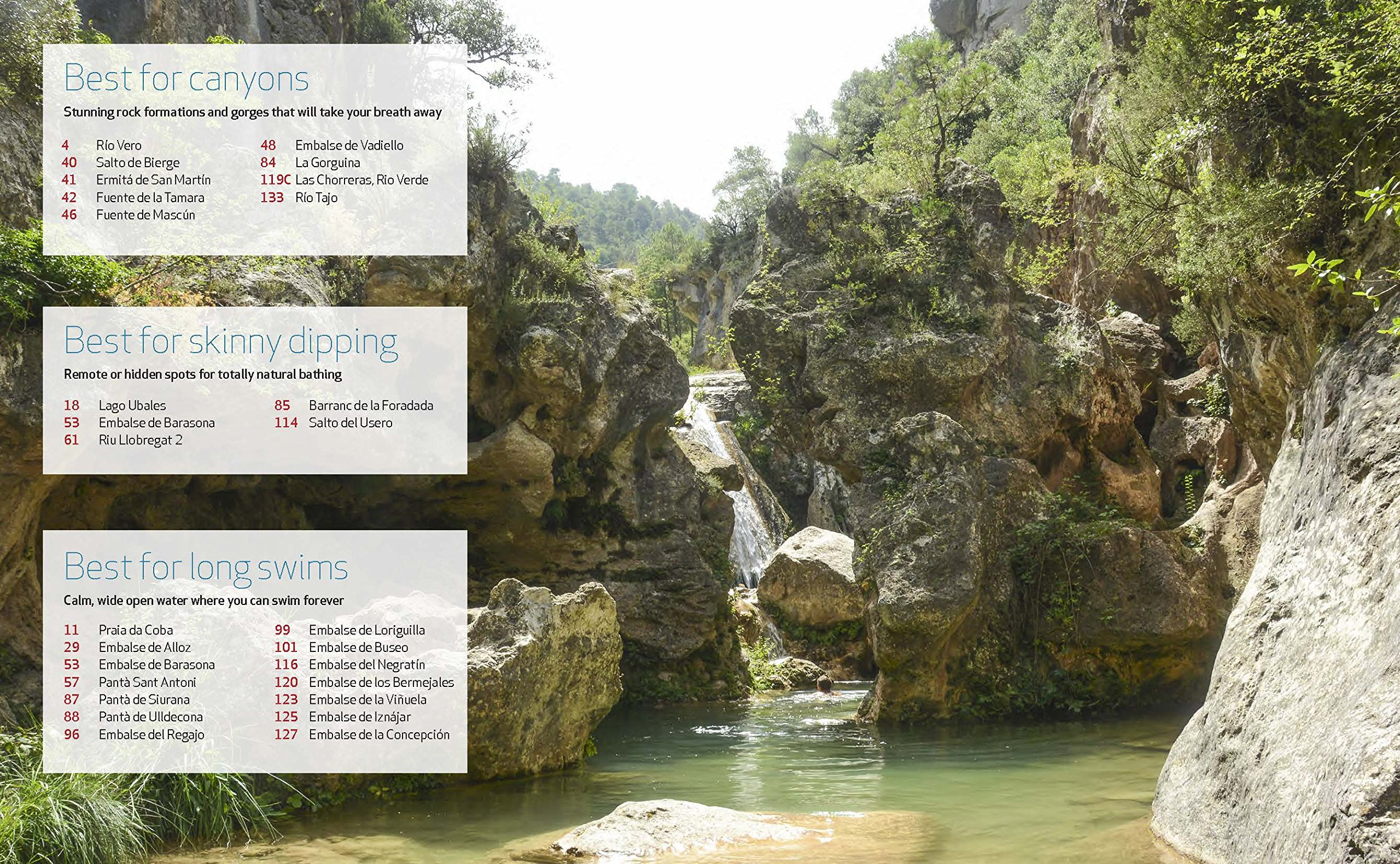 Wild Swimming Spain: Discover the Most Beautiful Rivers