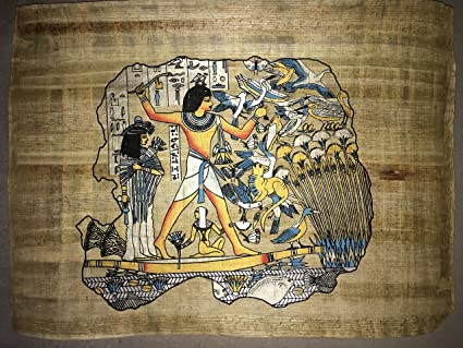ancient egyptian paper
