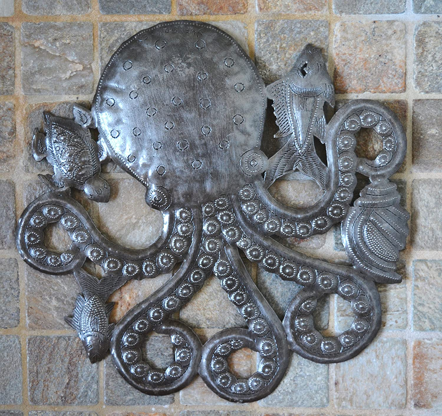 Mini Octopus Sealife Wall Home Decor