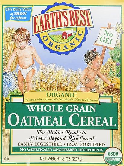 De la tierra mejor Orgánica Arroz de grano entero de ...