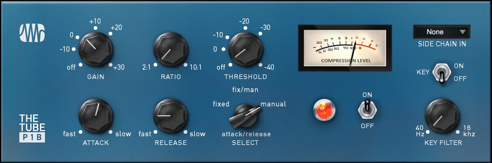 Ableton Live Vst (PreSonus The Tube P1B Compressor [Online Code])