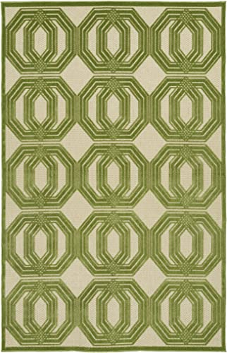 Kaleen Rugs Five Seasons Collection Green Rug 8 8 x 12