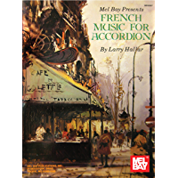 French Music for Accordion book cover