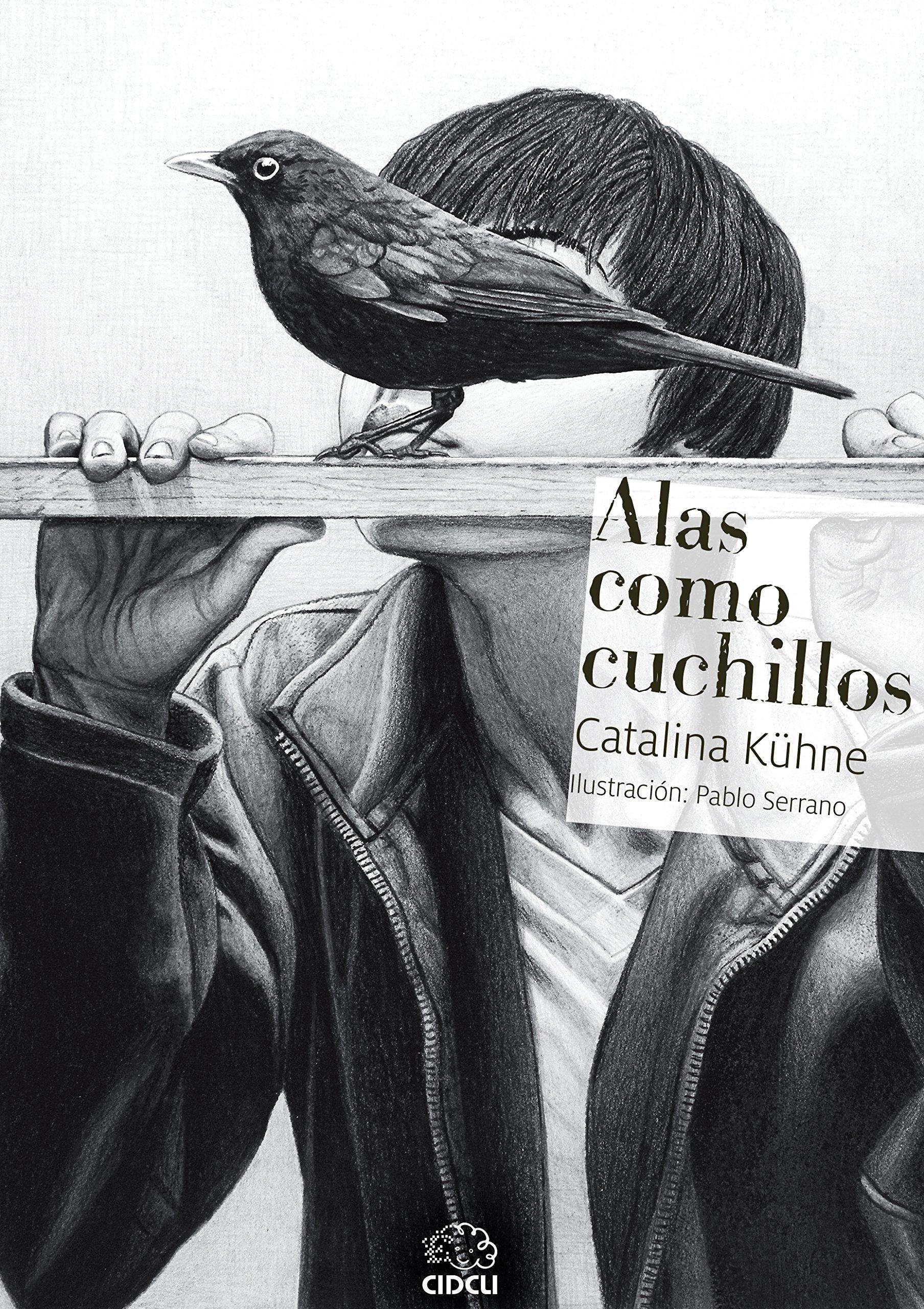 ALAS COMO CUCHILLOS: Catalina Kühne: 9786077451082: Amazon ...