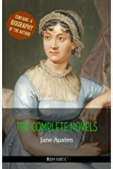 The Complete Works of Jane Austen Kindle Edition
