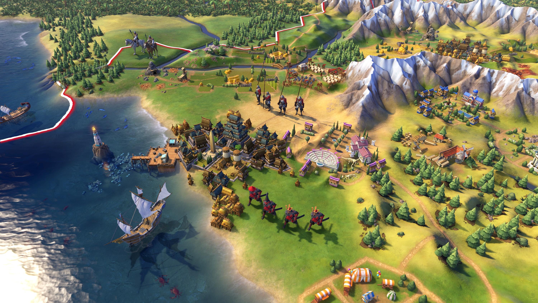 Amazon com: Sid Meier's Civilization VI [Online Game Code]: Video Games
