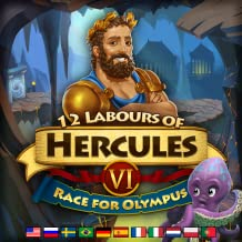 12 Labours of Hercules VI: Race for Olympus (Platinum Edition) [Download]