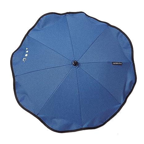 gesslein 805420000 sombrilla, soporte universal, redondo o Tubo ovalado, color azul