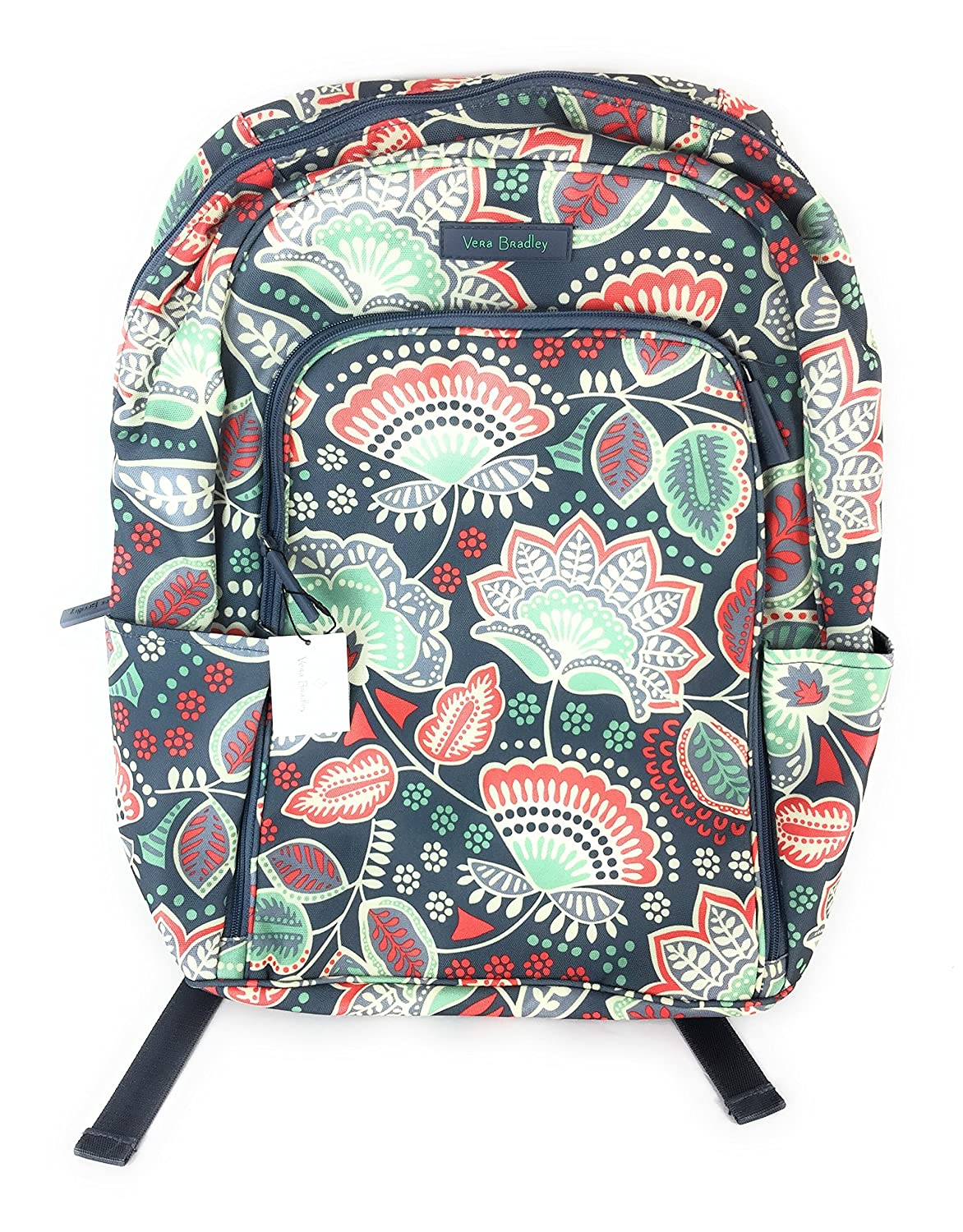 f867e3e081 Vera Bradley Laptop Backpack Nylon Nomadic Floral  Amazon.in  Electronics