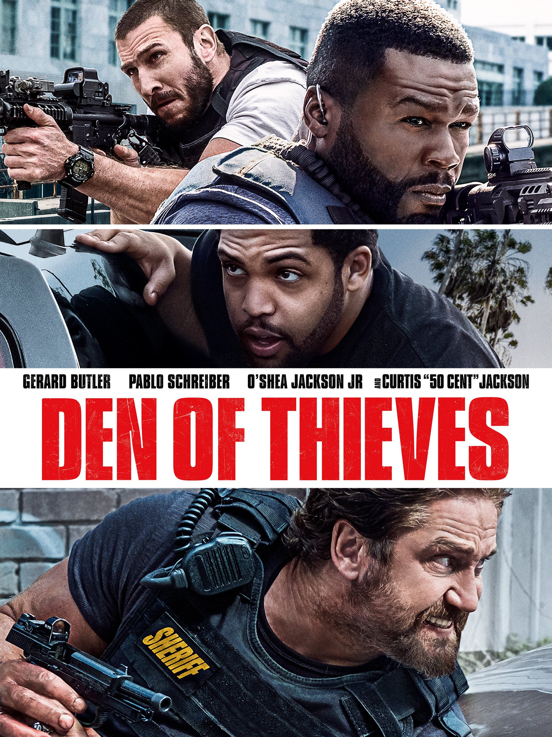 Amazon Com Watch Den Of Thieves Prime Video