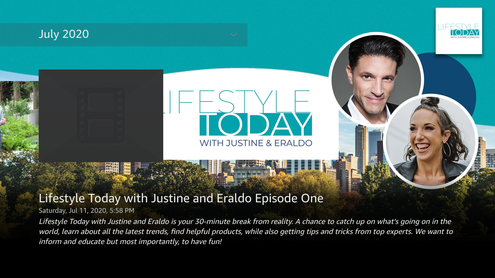 Amazon.com: LIFESTYLE TODAY WITH JUSTINE & ERALDO: Appstore for Android
