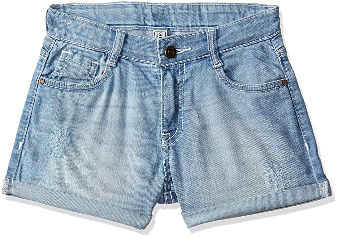 8e8c10bf17abb Cherokee by Unlimited Girls  Regular Fit Shorts  Amazon.in  Clothing    Accessories