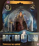 Doctor Who 5 inch Action Figure Francesco the Vampire