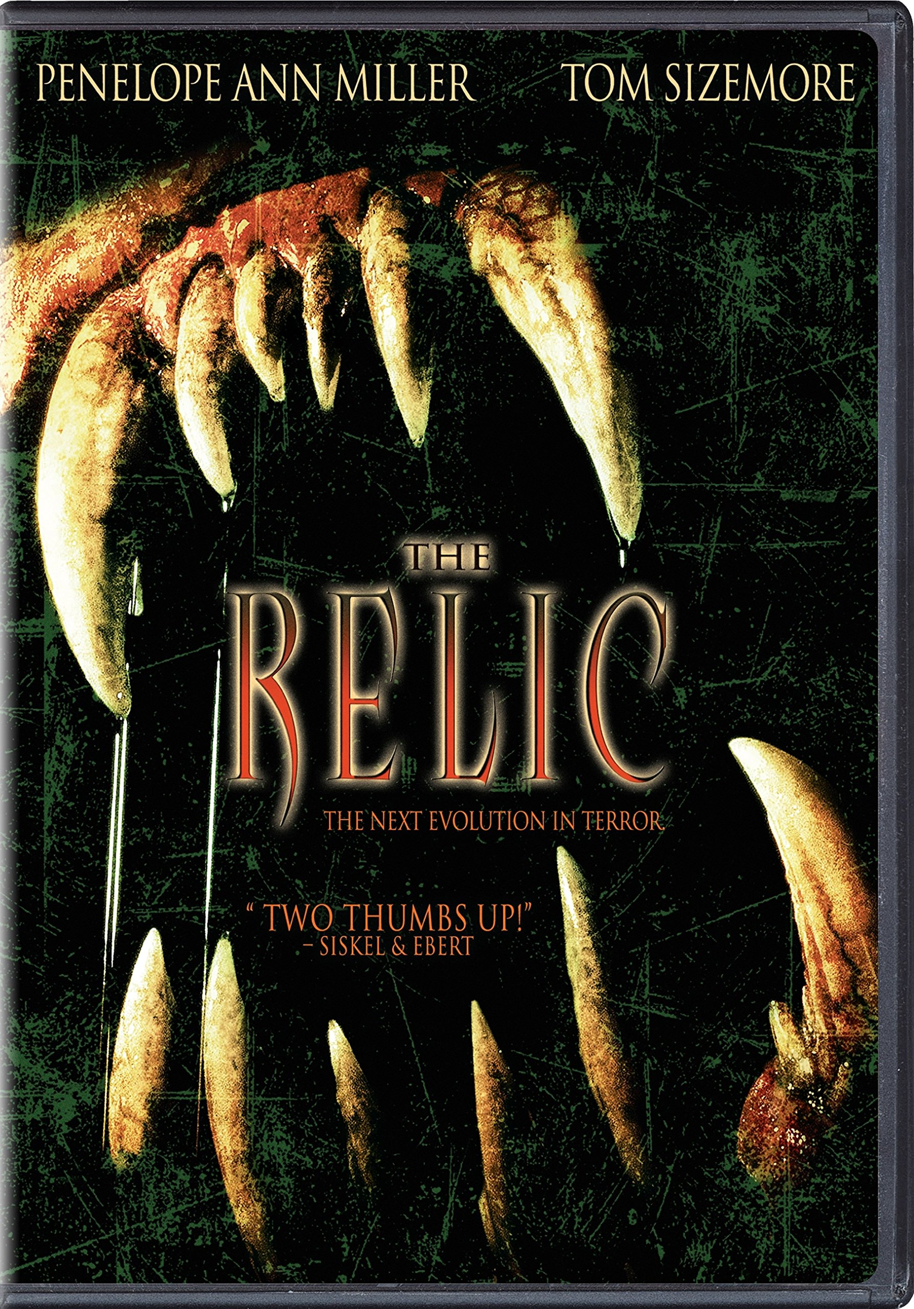 The Relic (Widescreen, Dolby, AC-3, Dubbed, Subtitled)