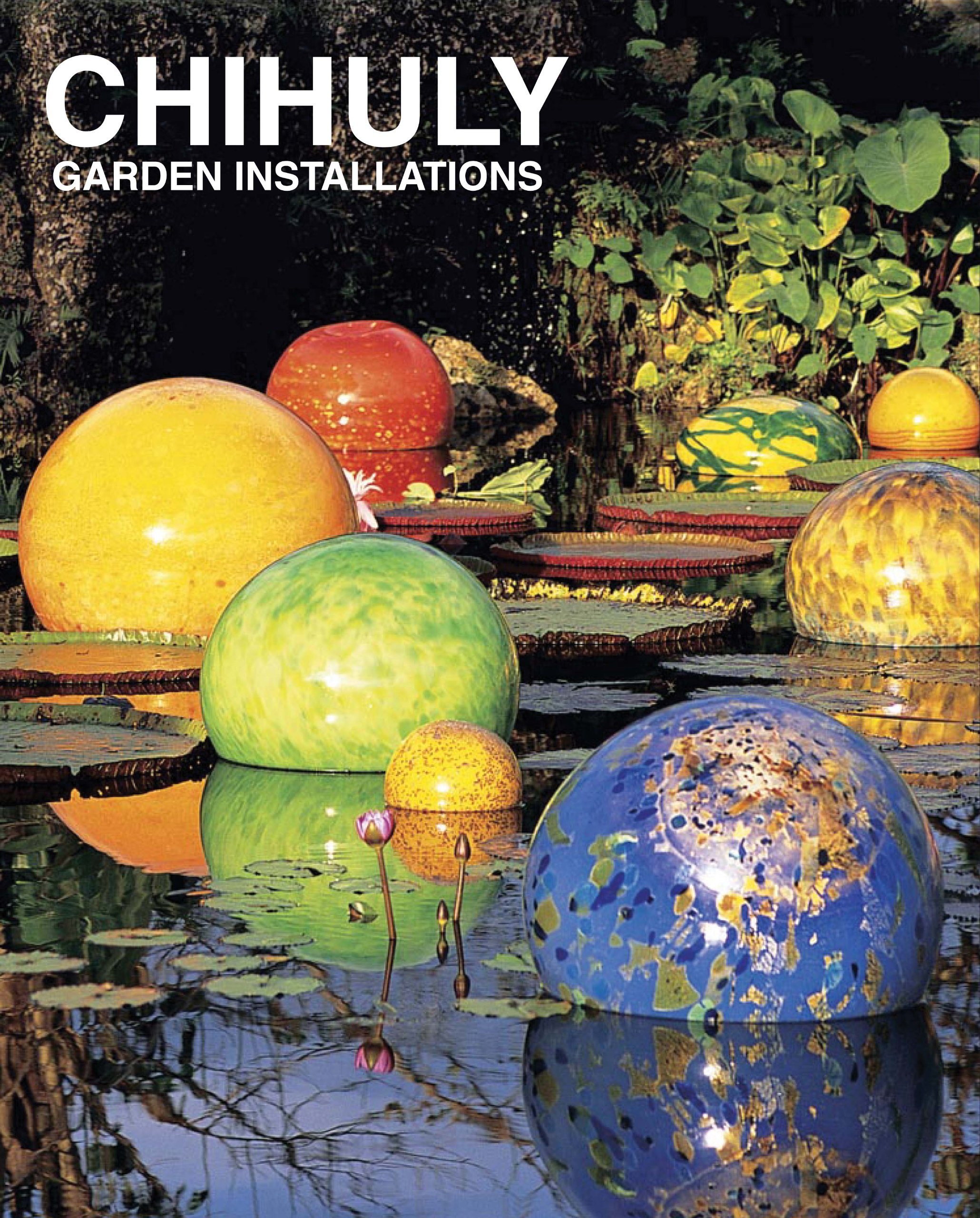 Chihuly Garden Installations by Harry N. Abrams
