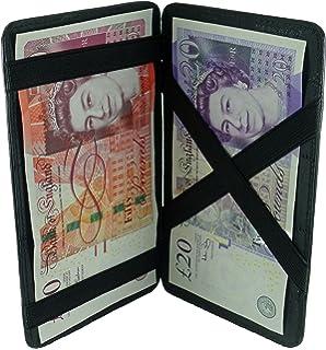 Golunski Leather Magic Wallet Milkman Taxi Trader Money Bus Smart Puzzle Driver