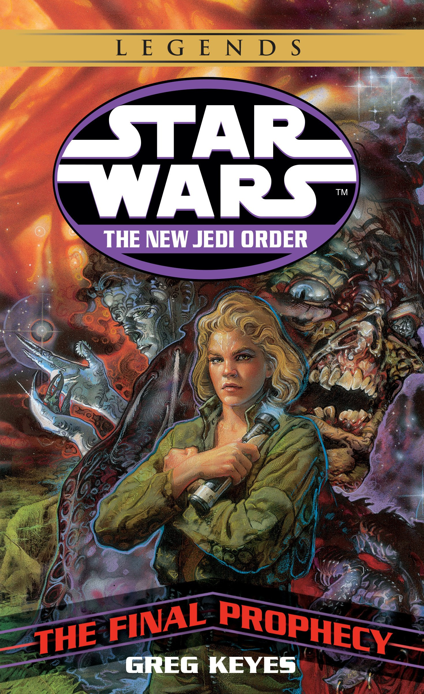 The Final Prophecy  Star Wars Legends  The New Jedi Order   Star Wars  The New Jedi Order   Legends Band 18