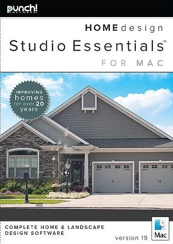 Amazon Com Punch Home Design Essentials For Mac V19 Download Software