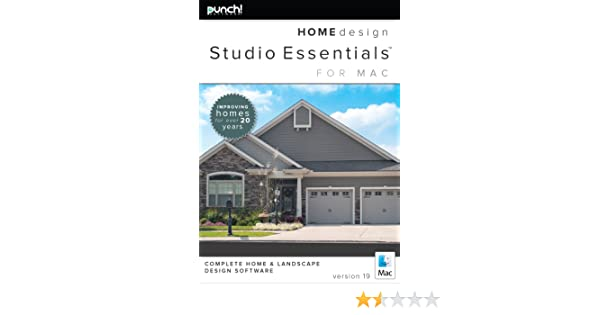 Punch Home Design Studio Complete For Mac V19 Review Sim Home
