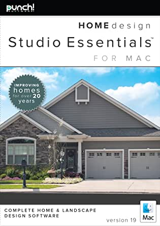 Punch Home Design Essentials For Mac V19 Download Software