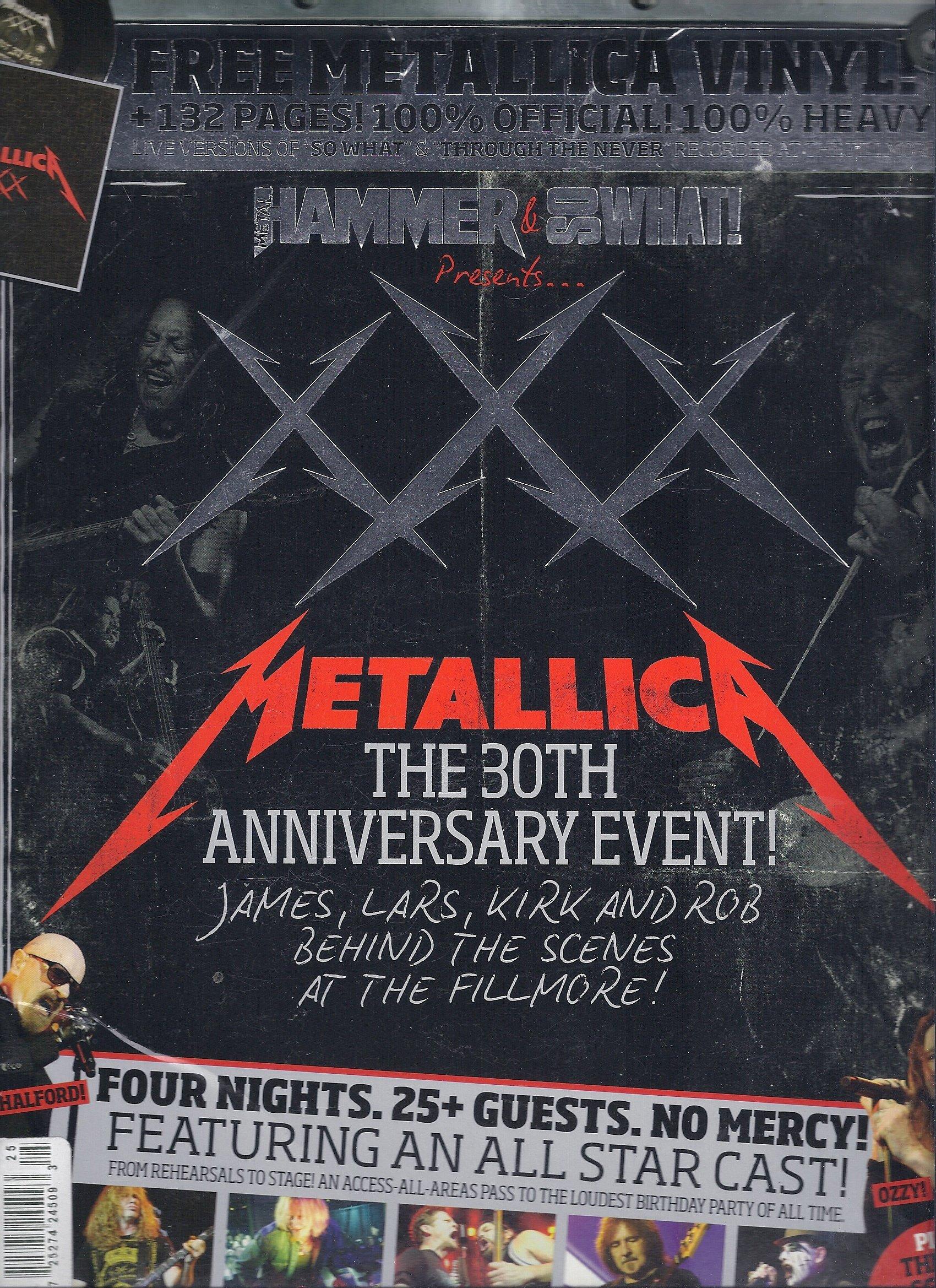 Metal Hammer & So What Presents Metallica (30th Anniversary