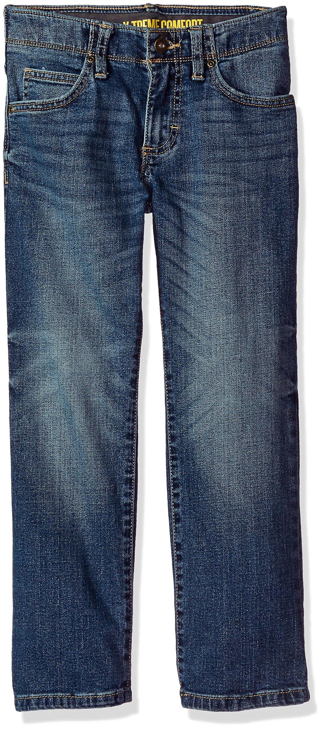 LEE Boys' Big Sport X-Treme Comfort Slim Jean, Osmond, 12 Regular