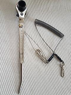 Lime 3109-Parent45 Ergodyne Squids 3109EXT 15-Pound Extended Triple-Locking Single Carabiner