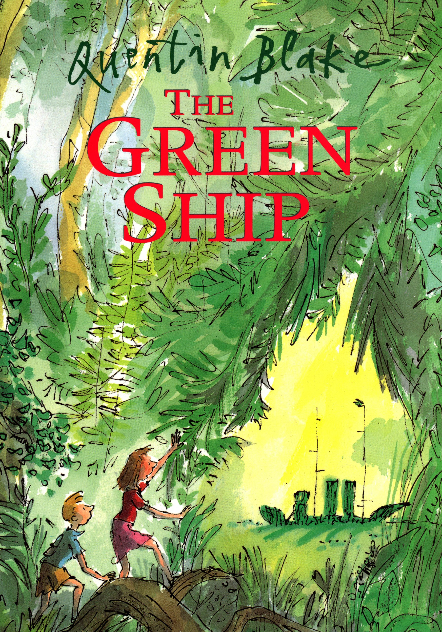 Image result for the green ship