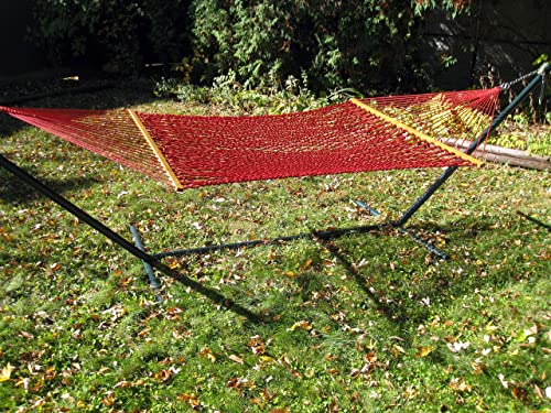 Good Life Products Large Scarlett Red Hammock
