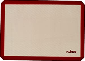 Winco Silicone Baking Mat, 14-7/16 by 20-1/2-Inch