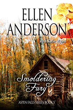 Smoldering Fury: Historical Western Romance (Aspen Falls Book 5)