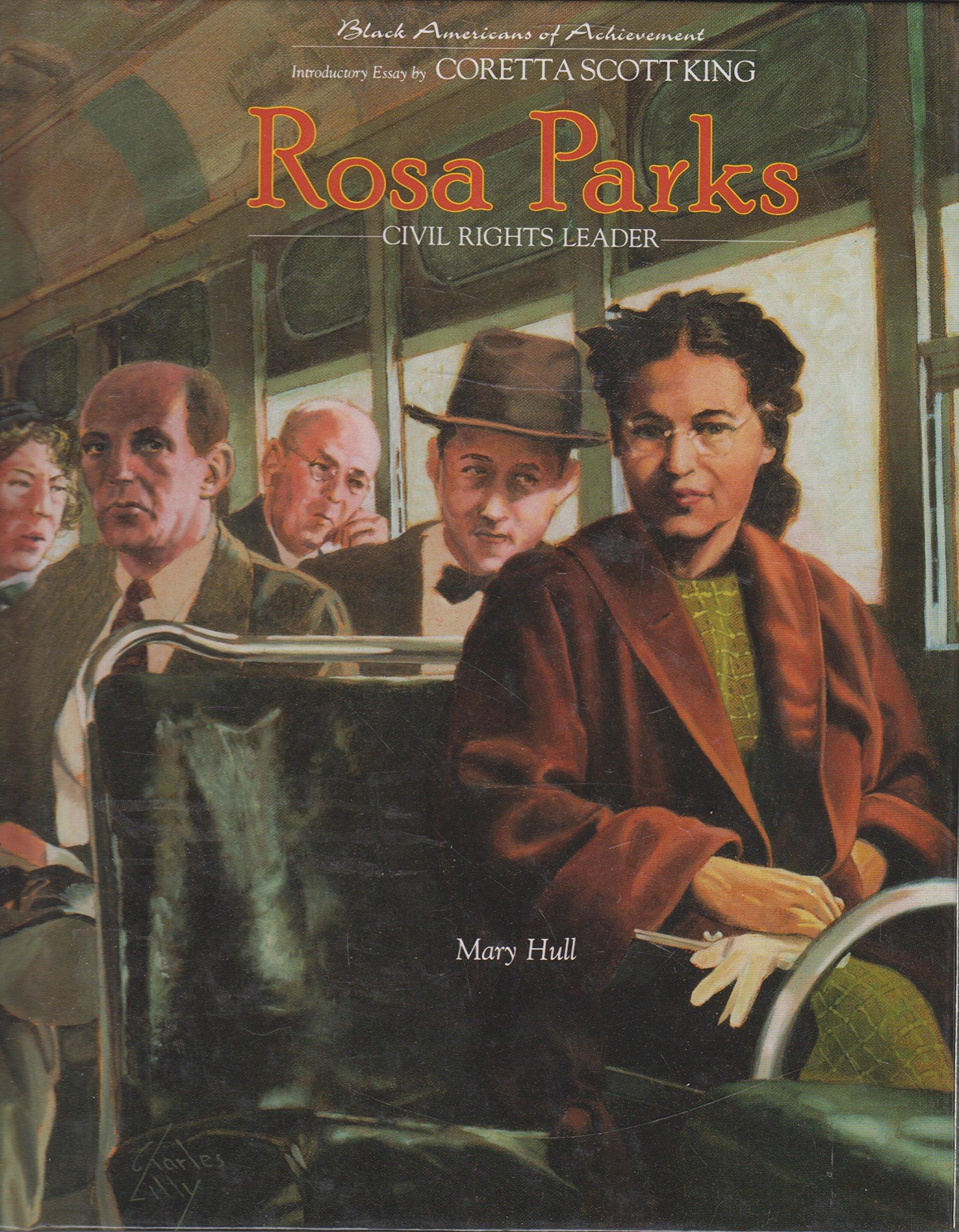 Rosa Parks (Black Americans of Achievement) pdf epub