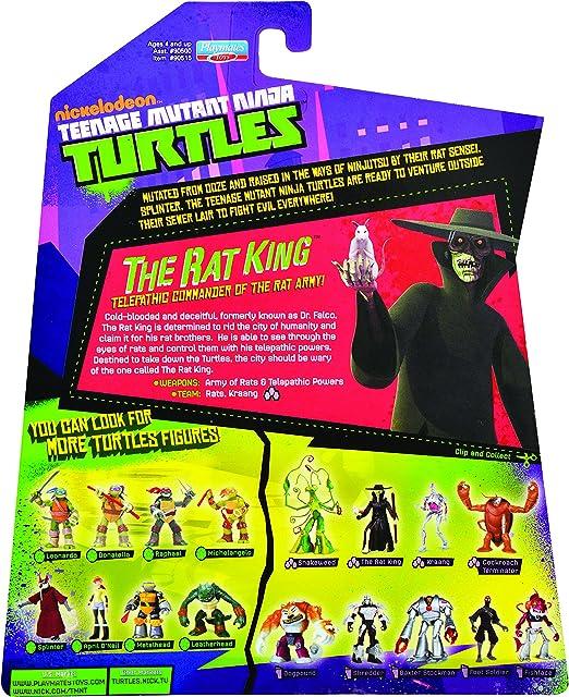 Teenage Mutant Ninja Turtles Rat King Action Figure